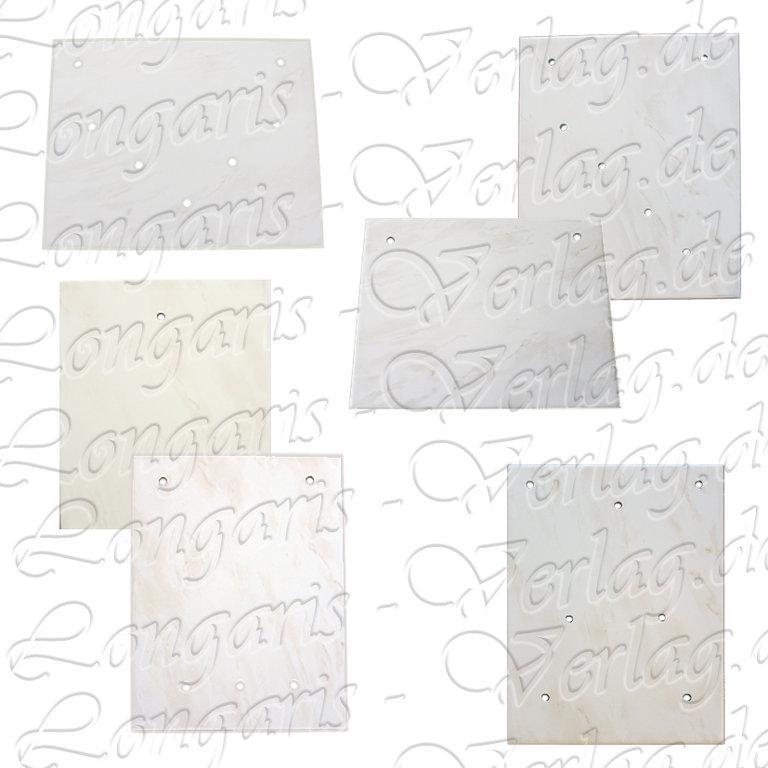 019de2f9 Vægflise, forboret, hvid ca. 20 cm x 25 cm, glaseret