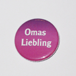"Button ""Omas Liebling"""