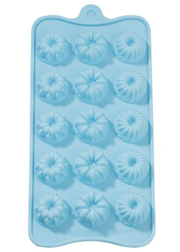 SALE Silicone mould 15 Mini cakes