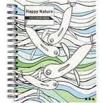 Against stress Colouring Book, Glad Design 18,5x23 cm