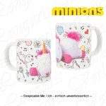 Minions Mug Fluffy Unicorn
