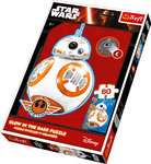 "Star Wars Puzzle BB-8 ""Glow in the dark"", 60 Teile"