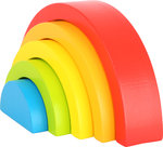 Wooden blocks Rainbow