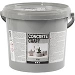 Concrete Craft, Grey, 5000g