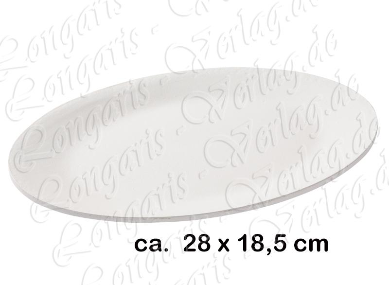 ce4382f9 Træbakke, ca. 28 x 18,5 cm, bordpynt, blomsterhandlere