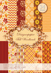 Designer Papierset Fall Woodlands 34 Blatt