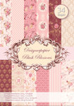 Designer paper set Blush Blossoms 34 sheets