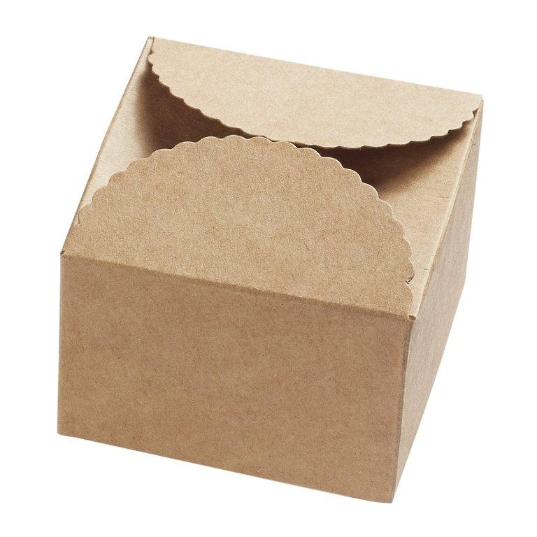 Papier in geschenkbox